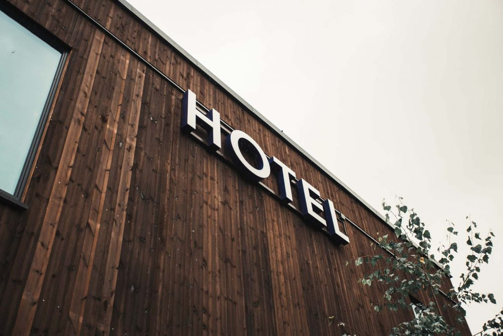 Peer Gynt Hotel & Spiseri - fasadebilde